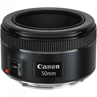 Canon - EF 50mm f/1.8 STM - CanonPass