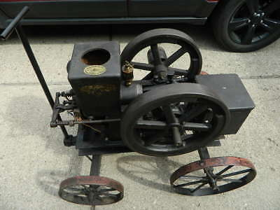 Woodpecker Hit And Miss Engine - 1½Hp