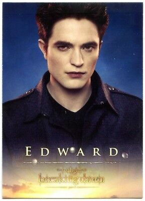 C1650 #14 Twilight Breaking Dawn Part 2 2012 Trade Card Kate Casey LaBow