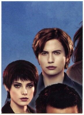#37 Twilight Breaking Dawn Part 2 Neca 2012 Trade Card C1650 Who Are They