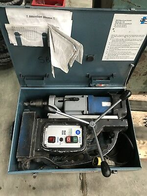 BDS Mab 850 Magnetic Drill / Mag Drill