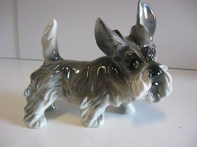 Dog Figure Made in England