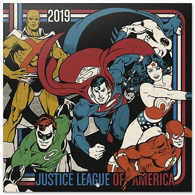 DC Comics Kalender 2019 Originals