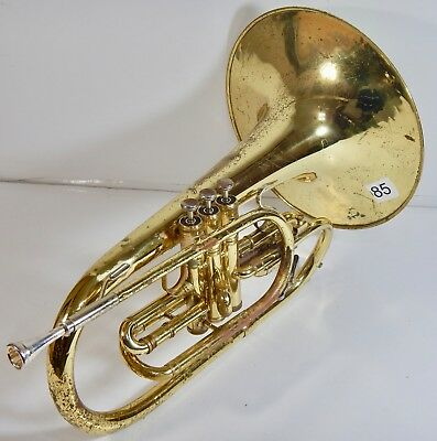 King 1121 Marching Mellophone (133320)