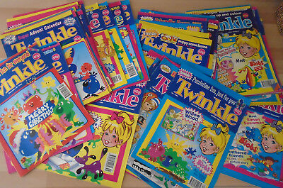 52 TWINKLE  COMICS 1998 complete year!