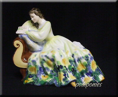 ROYAL DOULTON Solitude Figurine HN2810 - Retired 1983 - Peggy Davies Classic