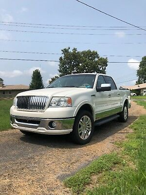2006 Lincoln Mark Series  Lincoln Mark LT RARE Truck MLT 4wd Loaded Series Luxury Collector Edition Cream