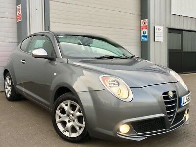 2010 Alfa Romeo MiTo Lusso, 1.4cc, Only 64k, Mot, A/C, Gorgeous Car **MUST SEE**