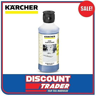 Karcher Floor Cleaner Stone Cleaning Agent RM537 500ml Suits FC5 6.295-943.0