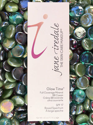 Jane Iredale GLOW TIME Full Coverage Mineral BB Cream SPF 25 (Choose Your Shade)