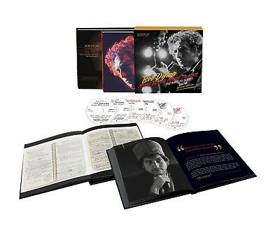 Bob Dylan More Blood More Tracks New Sealed Limited 6 Cd Box Set Preorder Now!