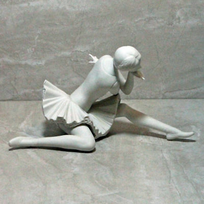 Lladro 4855, Death Of The Swan  AS IS  (bd_00024)