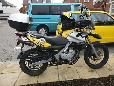 BMW f650gs 2003 good condition