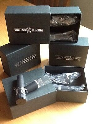 Wine Aerators Gift Boxed X 2 Boxed Sets