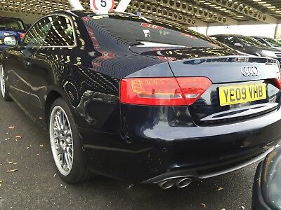 09 Audi A5 2.0 Tdi 170 S-Line, **9 Services**, Leather, Cruise, Nice Spec & Opts