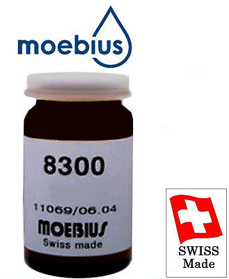 BRAND NEW Moebius #8300 Watch or Clock Grease - High Quality -SWISS MADE (OL-55)