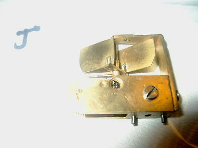 SMALL VERY EARLY ANTIQUE c1830 MUSIC BOX GOVERNOR (GOOD WORKING CONDITION)  (J)