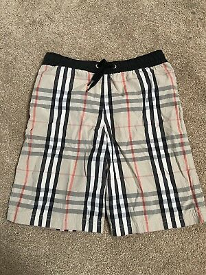 Burberry Swim Trunks Kid Excellent Condition