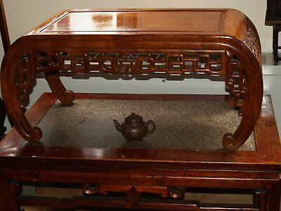 Fine Antique Chinese Teak Wood Table