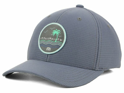 bd3306c292d New Travis Mathew Hat P Desert model Gray L XL flex fit golf travismathew TM