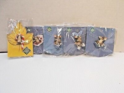 Charming Tails Pins 5