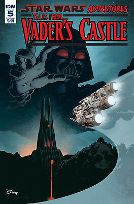 STAR WARS TALES FROM VADERS CASTLE #5 - Cover B - NM - IDW - Presale 10/31