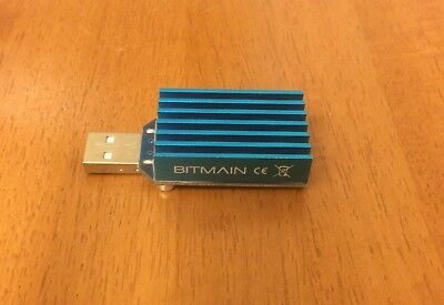Bitmain Antminer U2 USB Bitcoin Miner 2 GH/S (Blue Color)