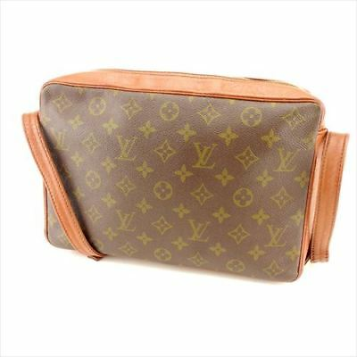 c1ef7a39118cd Louis Vuitton Tasche Bag Monogram Canvas Brown Frauen Authentisch Used T7430