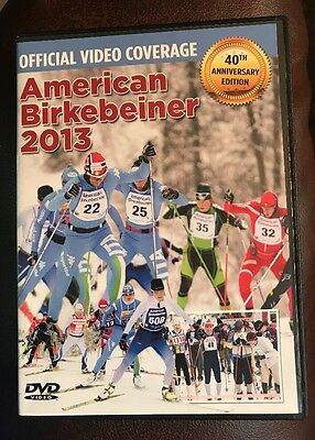 2013 American Birkebeiner DVD Official Video Coverage 40Th Anniversary Edition