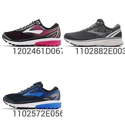 6443d96aec12c Brooks Ghost 10 Wide Mens Womens Neutral Cushion Running Shoes Sneaker Pick  1