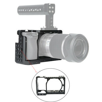 """NICEYRIG a6300 Camera Cage with 1/4"""" Thread for Sony A6300 A6000 A6500 NEX-7"""