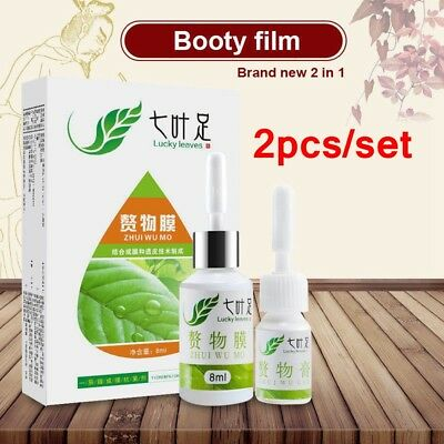 2 Bottle 8ml All Natural Skin Tag Remover Skin Care Set for Hand Feet New Hot