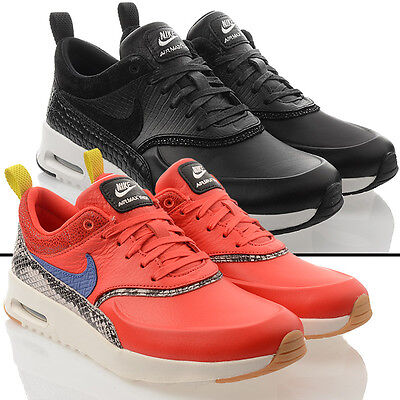 new concept 15b81 c6158 Chaussures Neuves Wmns Nike Air Max Thea LX Femmes Exclusif de Sport Baskets
