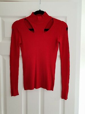 Red River Island Jumper Size 10