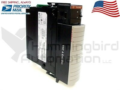2012 Allen Bradley 1756-IT6I2 /A ControlLogix Enhanced Isolated Thermocouple QTY
