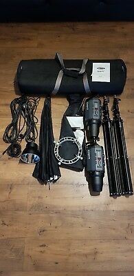 Bowens Esprit 500  pro studio lighting kit with Extras in excellent conditions