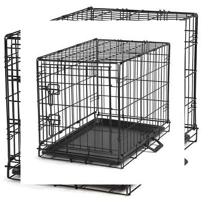 54 Extra Large Dog Breed Great Dane Heavy Duty 2 Door Dog Crate