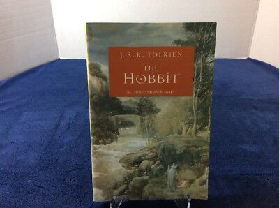 The Hobbit Or There and Back Again by J. R. R. Tolkien Paperback Book