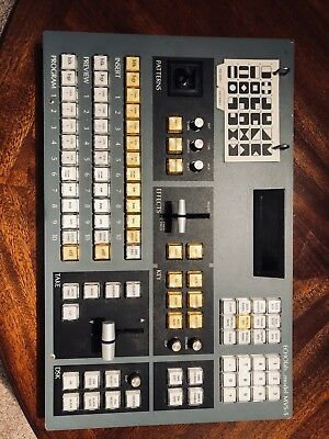 ECHOlab Model MVS-5 Video Production Control Panel ** No Reserve**