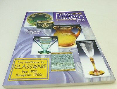 Florence's Glassware Pattern Identification Guide Vol. 3 by Cathy Gene Florence