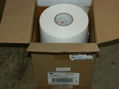 "(1) ROLL 3M 36851 DIRT TRAP PROTECTION MATERIAL WHITE 14"" INCHES x 300' FOOT"