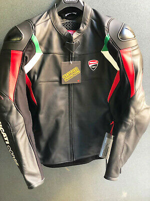 Giubbino pelle Ducati Corse 14/15 Dainese - Leather Jacket Ducati Corse offer