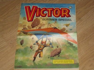 Victor Summer Special Comic 1982 - Dc Thomson & Co