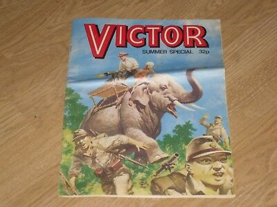Victor Summer Special Comic 1981 - Dc Thomson & Co