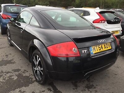 54 Audi Tt 1.8 T **very Very Rare Auto** Leather, 12 Service Stamps, Long Mot