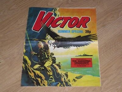 Victor Summer Special Comic 1980 - Dc Thomson & Co