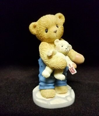 Cherished Teddie 118374  JONAH - I Can't Bear To Be Without You