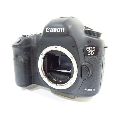 Canon EOS 5D Mark III 22.3 MP Digital Camera - Black - Body Only