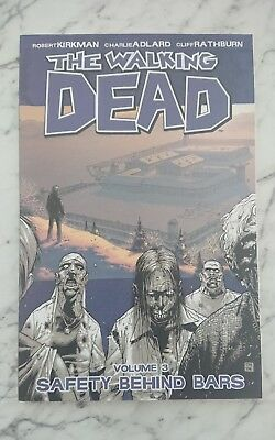 The Walking Dead Volume 3: Safety Behind Bars TPB (2010)