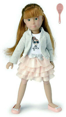 CHLOE KRUSELINGS CASUAL SET Doll Kathe Kruse H-Q Vinyl Lifelike Glass Eyes